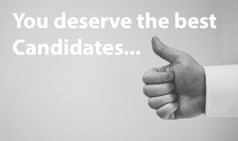 Best candidates